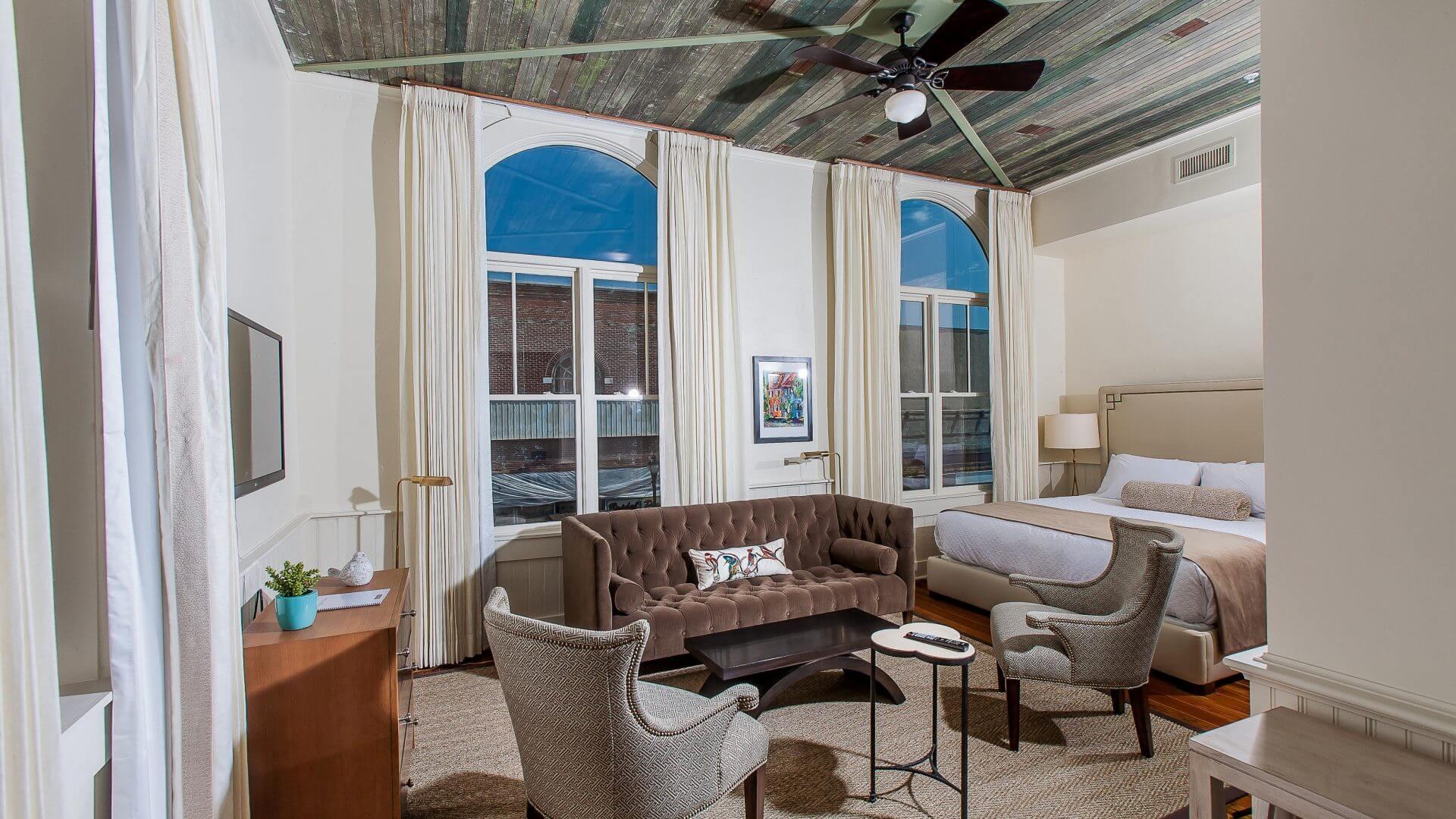 Hotel Florence & Victors Bistro - Interior Photo